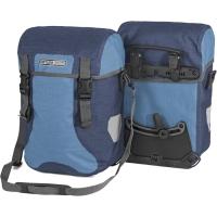 Ortlieb Sport Packer Plus Sakwy rowerowe uniwersalne stalowo- niebieskie jeans 30l