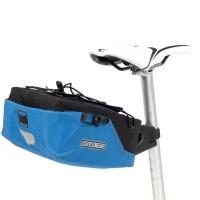Ortlieb Seatpost bag Torba na sztycę niebiesko czarna 4L