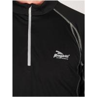 Rogelli Cambria Koszulka biegowa długi rękaw czarna