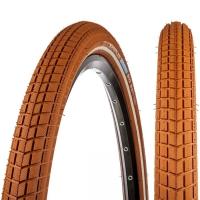 Schwalbe Little Big Ben 28 x 1.50 700 x 38C KG SBC TS Opona rowerowa drutowa brązowe Reflex