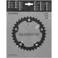 Shimano Tarcza korby 105 34T FC 5750 alu czarna