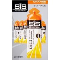 SIS Nutrition Żel 6 Pack Pomarańcz 6x60ml