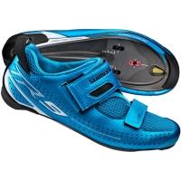Shimano SH TR900 Buty rowerowe triathlonowe niebieskie