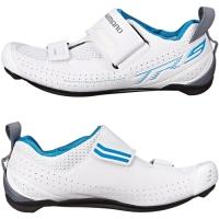 Shimano SH TR900 Buty rowerowe triathlonowe białe