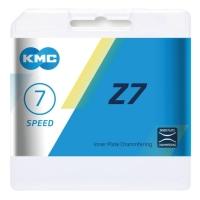 KMC Z7 Łańcuch 6,7 rzędowy 114 ogniw + spinka