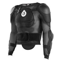 SixSixOne 661 Pressure Suit Comp Zbroja Czarna