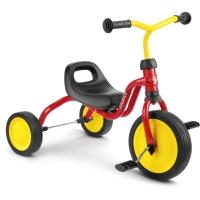 Puky Fitsch SD1 Rowerek trójkołowy czerwony 2019