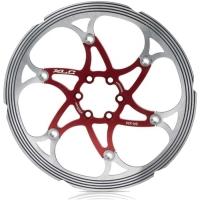 XLC BR X59 Tarcza hamulcowa czerwona
