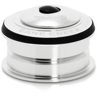 """XLC HS I02 Stery półzintegrowane 1 1/8"""" /30,0mm srebrne"""