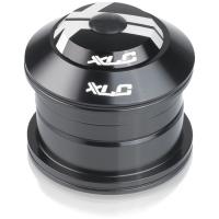 """XLC HS I09 Stery półzintegrowane 1 1/8"""" 28,6/30,00mm czarne"""