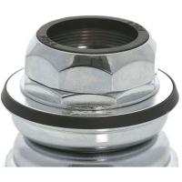 """XLC HS I04 Stery półzintegrowane 1 1/8"""" 25,4/30,0mm srebrne"""