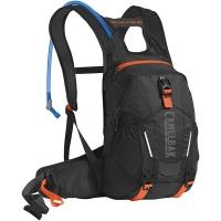 Camelbak Skyline LR 10 Plecak z bukłakiem 3L black laser orange 10L
