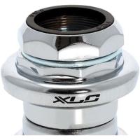 """XLC HS S02 Stery zewnętrzne nakręcane 1 1 /8"""" 25,4/30,0mm chrom"""