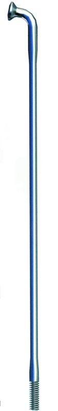 Sapim Race Szprycha cieniowana 254-302mm srebrna 36 szt.