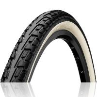 Continental Ride Tour 20 ExtraPuncture Belt Opona rowerowa drutowa czarno biała