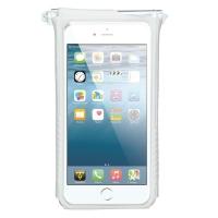 Topeak Smart Phone DryBag iPhone 6 plus Pokrowiec na telefon biały