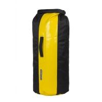Ortlieb Dry Bag PS490 Worek wodoszczelny czarno-żółty