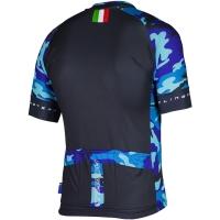 Rogelli Camo Koszulka rowerowa letnia czarna camo
