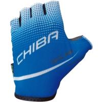 Chiba Solar Rękawiczki rowerowe niebieskie