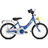 Puky ZL 16 Alu Rower dziecięcy 16'' niebieski