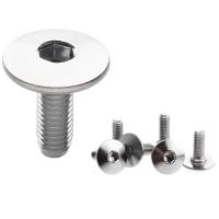 Shimano Śruby bloków SPD SL M5 x 10mm 6szt.