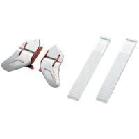 Shimano Sprzączki klamry paski białe