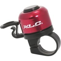 XLC DD M06 Mini dzwonek rowerowy czerwony