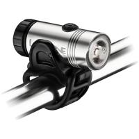 Lezyne LED Hecto Drive Zestaw lampek 100lm USB aku srebrny