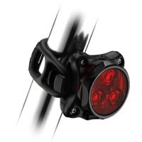 Lezyne Led Zecto Drive Zestaw lampek rowerowych przednia i tylna czarna