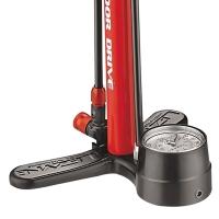 Lezyne Steel Floor Drive ABS2 Pompka rowerowa podłogowa 220psi