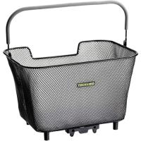 Racktime Baskit koszyk na bagażnik tylny z adapterem Snapit duży