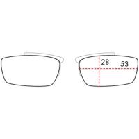 Rudy Project Direct Clip On Maya/Impulse E Oprawki korekcyjne do okularów