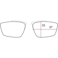 Rudy Project Direct Clip On Maya/Impulse B Oprawki korekcyjne do okularów