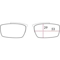 Rudy Project Direct Clip On Maya/Impulse A Oprawki korekcyjne do okularów