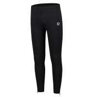 Rogelli Bone Spodnie rowerowe długie czarne