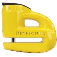 Kryptonite Keeper 5-S2 Disc Lock Blokada tarczy hamulcowej żółta