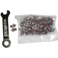 Xpedo Spike Pins Zestaw pinów do pedałów platformowych