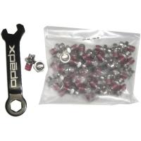 Xpedo Twin Pins Zestaw pinów do pedałów platformowych