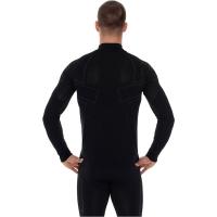 Brubeck Cooler Bluza unisex termoaktywna czarna