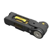 Onguard Heavy Duty Link Plate Lock Revolver X4P K9 8128 Zapięcie rowerowe z kluczem 79cm