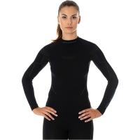 Brubeck Thermo Bluza damska czarna