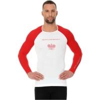 Brubeck 3D Husar PRO Koszulka męska z długim rękawem