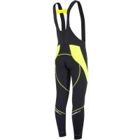 Rogelli Travo 2.0 Spodnie rowerowe długie czarno zółte