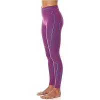 Brubeck Thermo Spodnie damskie śliwkowe