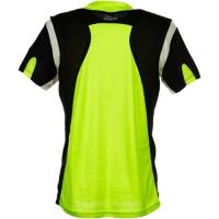 Rogelli Dutton Koszulka rowerowa żółto czarna