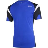 Rogelli Dutton Koszulka rowerowa niebiesko czarna