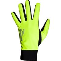 Rogelli Laval Rękawiczki zimowe z membraną żółte