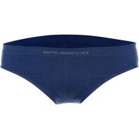 Brubeck Comfort Cotton Junior Slipy chłopięce niebieskie indygo
