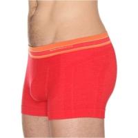 Brubeck bokserki męskie active wool czerwone