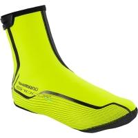 Shimano S1000R H2O wodooporne ochraniacze na buty szosowe żółte 0°C - 5°C